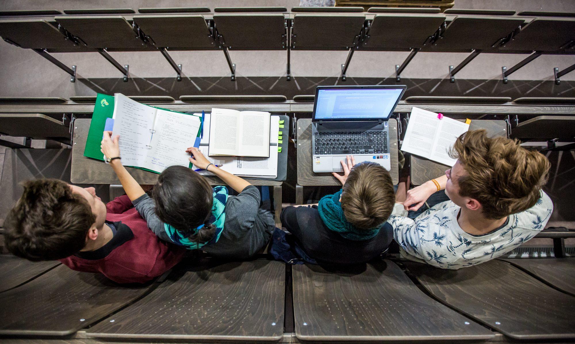Forschungscluster | Hochschule und Bildung